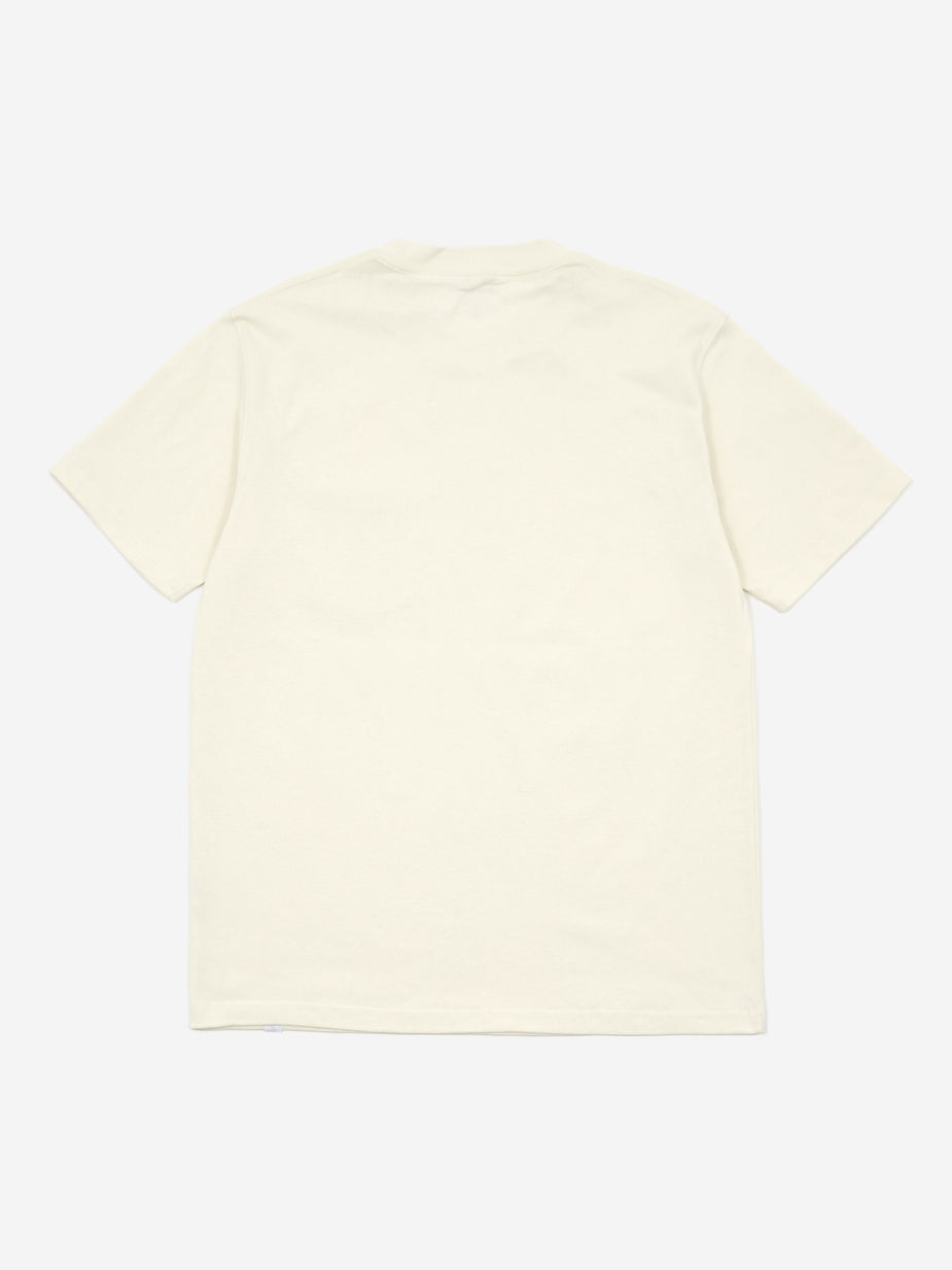 Norse Projects Norse Projects Johannes Pocket Shortsleeve T-Shirt - Ecru - White