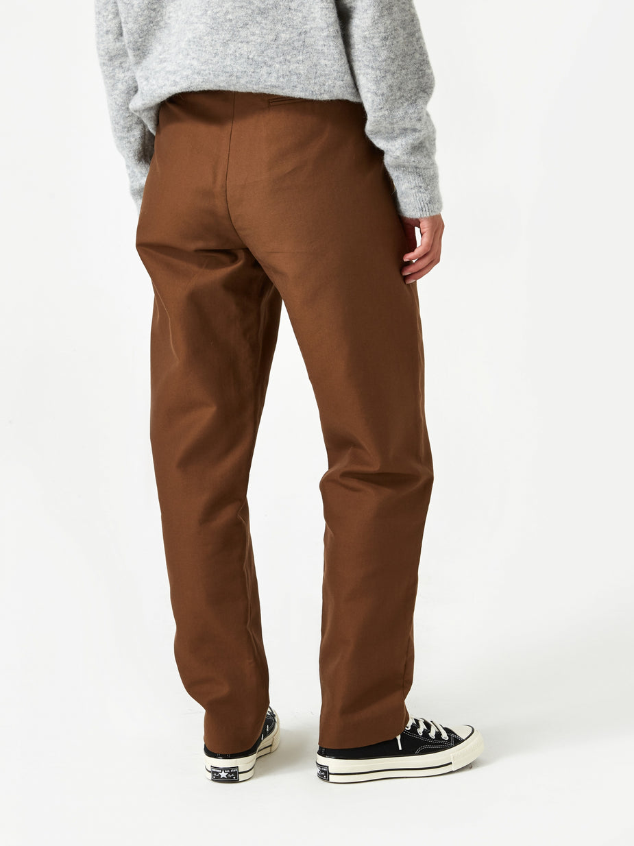 Norse Projects Norse Projects Karen Compact Twill Trouser - Duck
