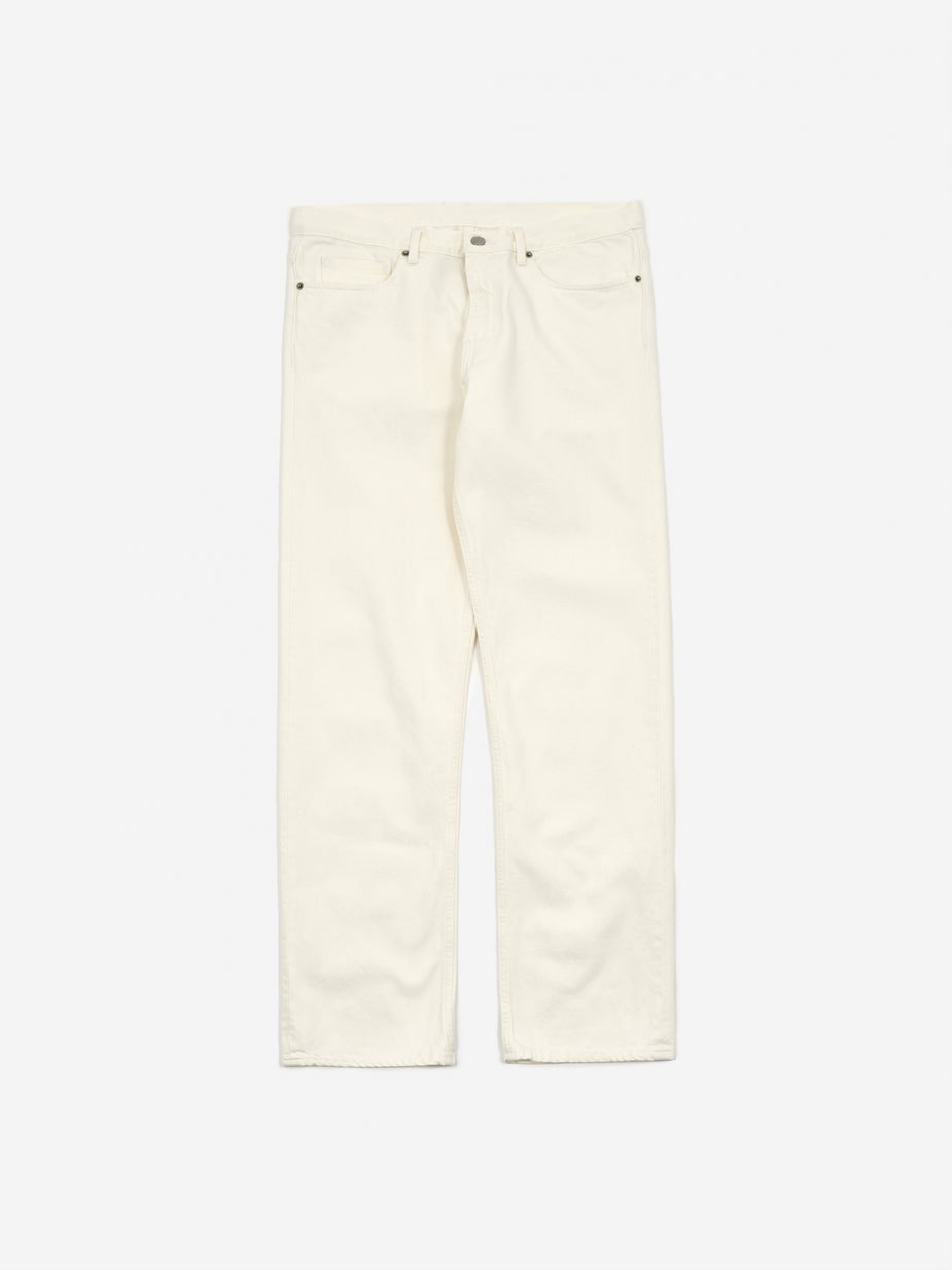 Norse Projects Norse Projects Regular Denim Jean - Ecru - Neutrals