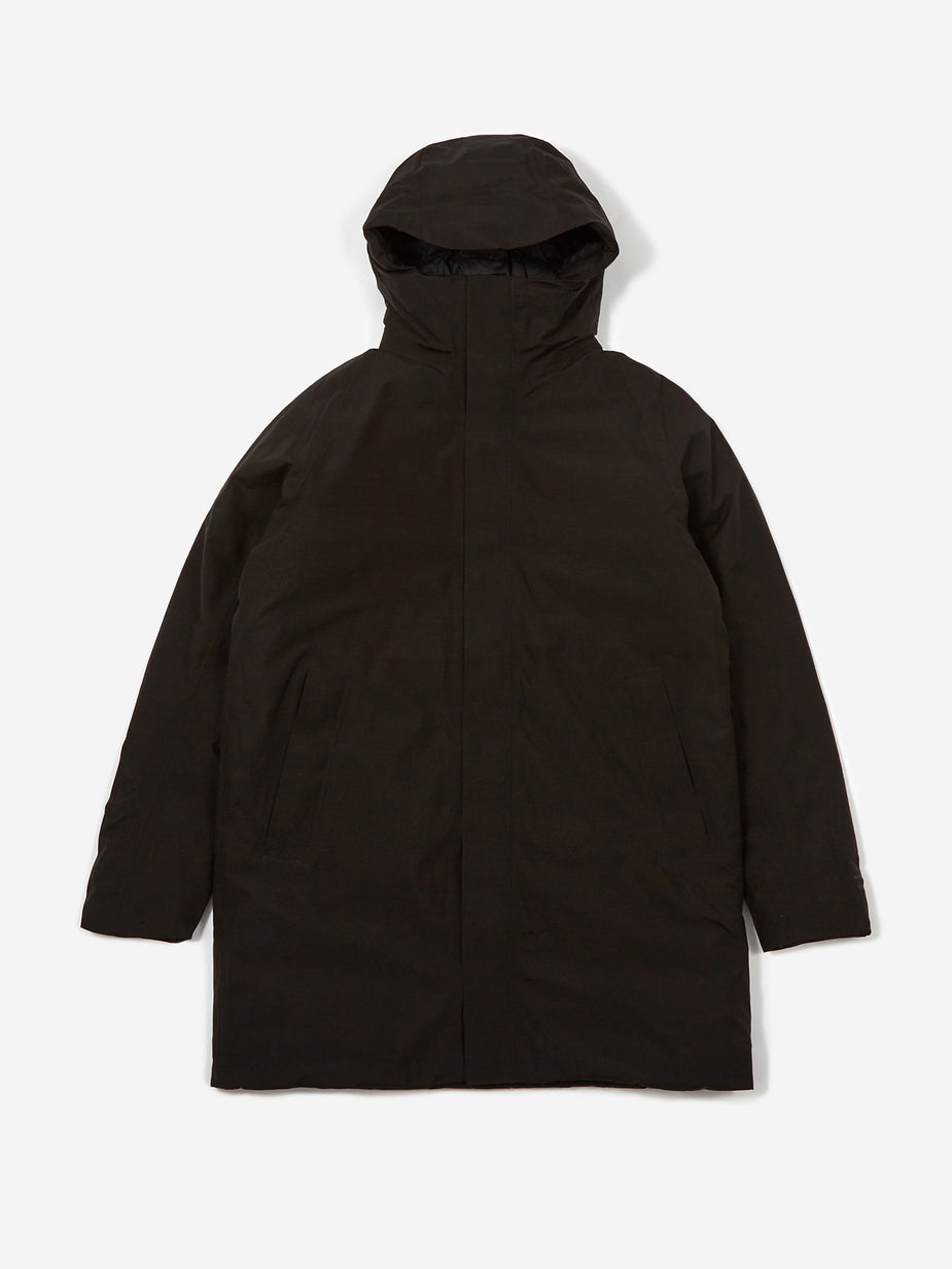 Norse Projects Norse Projects Rokkvi 5.0 GORE-TEX Jacket - Black - Black