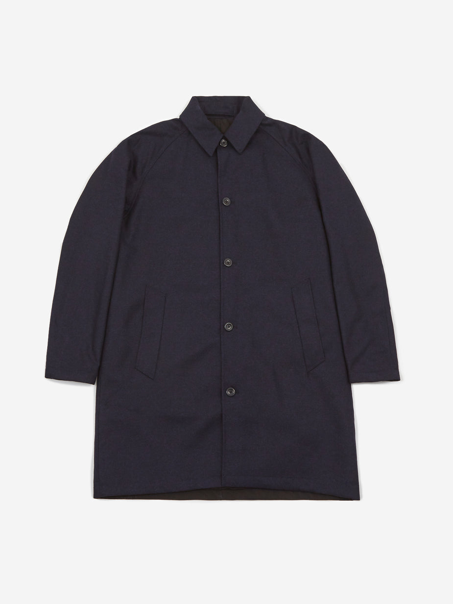 Norse Projects Norse Projects Svalbard Infinium GORE-TEX Reversible Jacket - Dark Navy - Navy