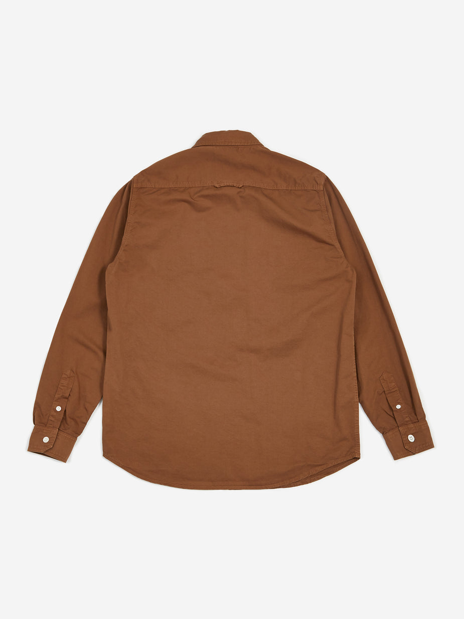 Norse Projects Norse Projects Villads Twill Shirt - Duck - Other