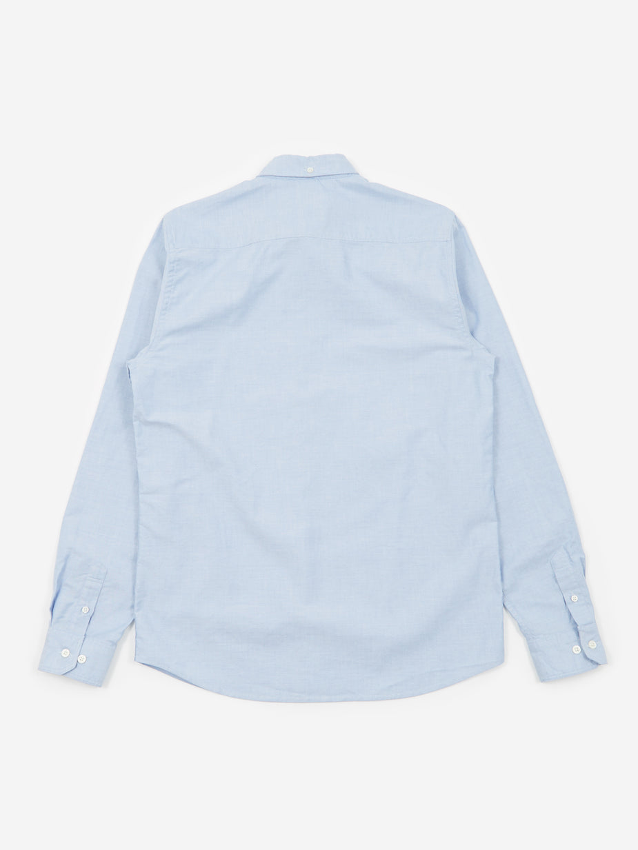 Norse Projects Norse Projects Anton Oxford Shirt - Pale Blue - Blue