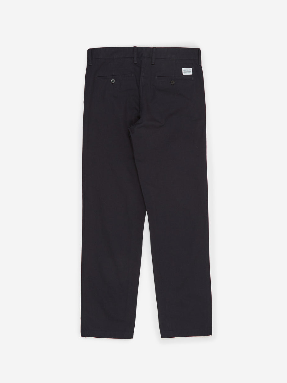 Norse Projects Norse Projects Aros Heavy Trouser - Dark Navy - Blue