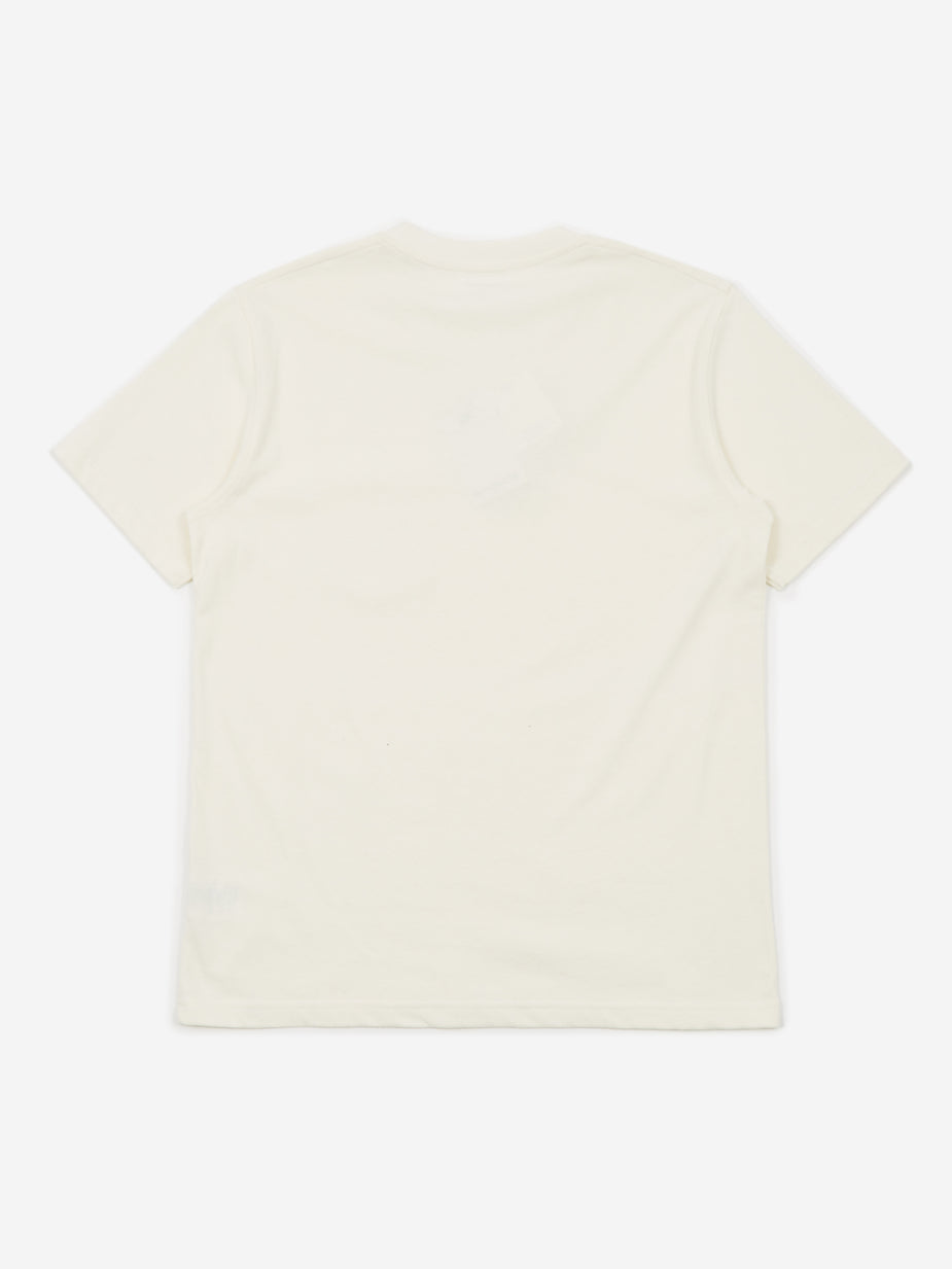Norse Projects Norse Projects Johannes Pocket T-Shirt - Ecru - Neutrals