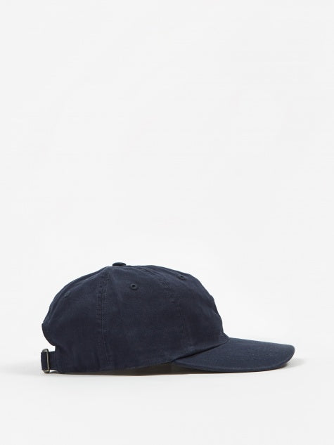 Norse Projects Norse Projects Twill Sports Cap - Dark Navy - Blue