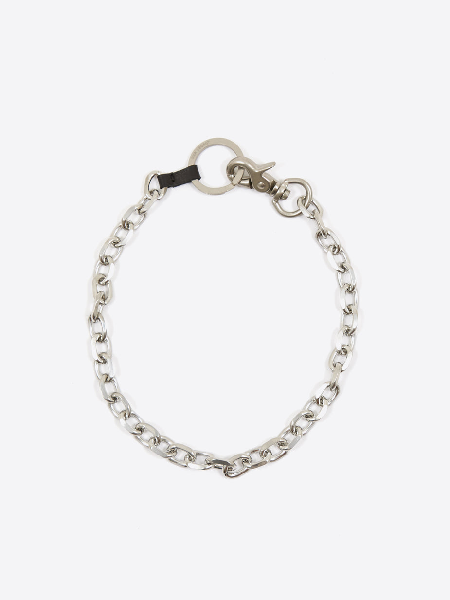 Our Legacy Our Legacy Ladon Bracelet - Nickel - Silver