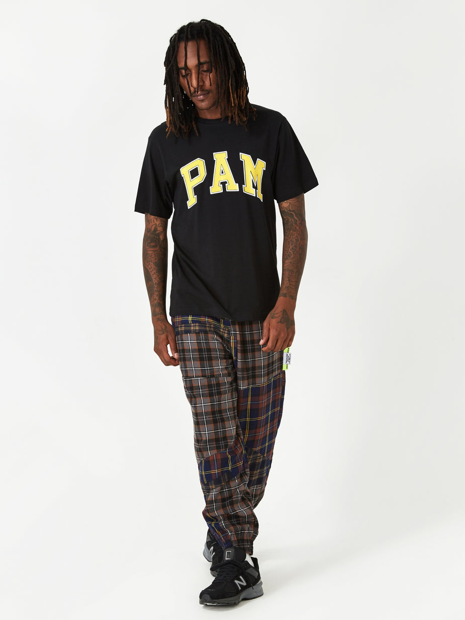 Perks & Mini PAM Perks And Mini Logo Shortsleeve T-Shirt - Black - Black