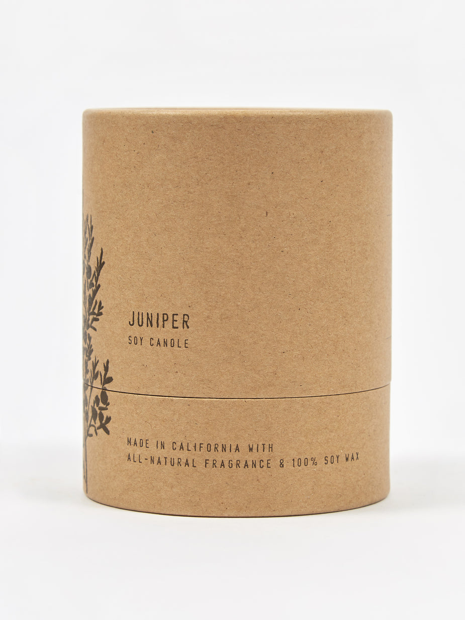 P.F. Candle Co. P.F. Candle Co. No. 02 Juniper 8oz Terra Candle - 8oz - Other