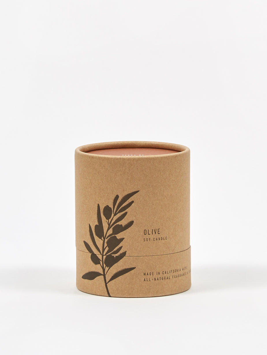 P.F. Candle Co. P.F. Candle Co. No. 04 Olive 8oz Terra Candle - 8oz - Other