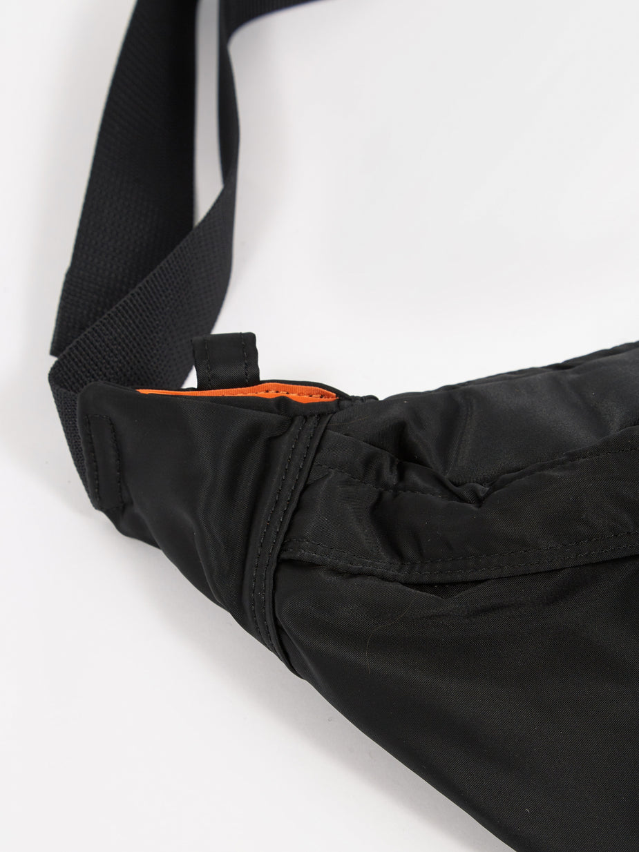 Porter - Yoshida & Co. Porter - Yoshida & Co. Tanker Waist Bag L - Black - Black