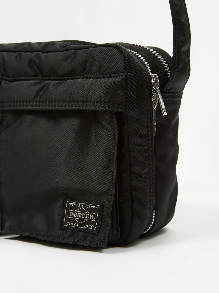 Porter - Yoshida & Co. Porter - Yoshida & Co. Tanker Shoulder Bag - Black