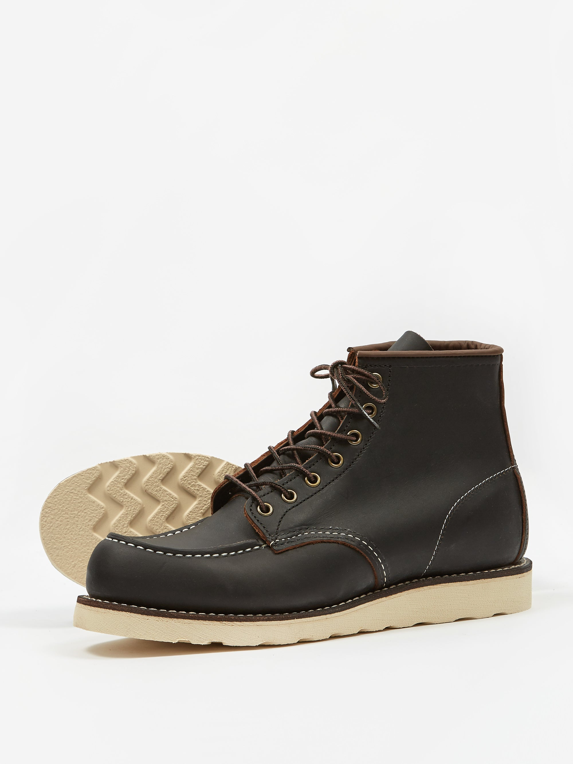 Red Wing Classic Prairie Boot 877 | Red