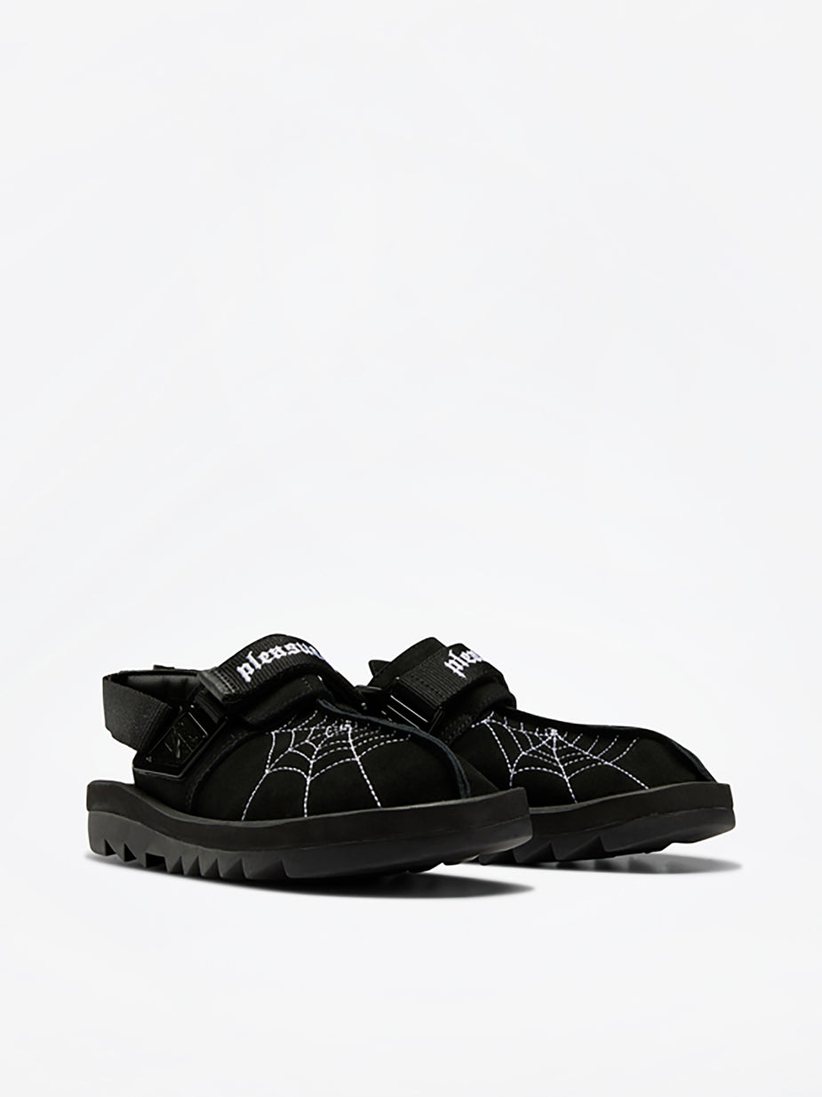 Reebok Reebok x Pleasures Beatnik - Black/White - Black