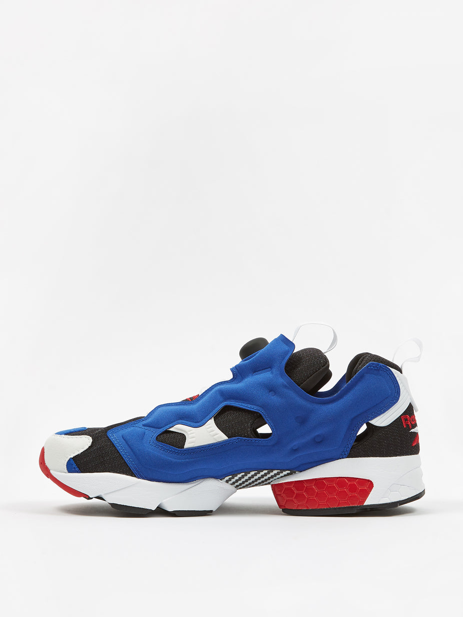 Reebok Reebok Instapump Fury OG - Black/Royal/White/Red - Red