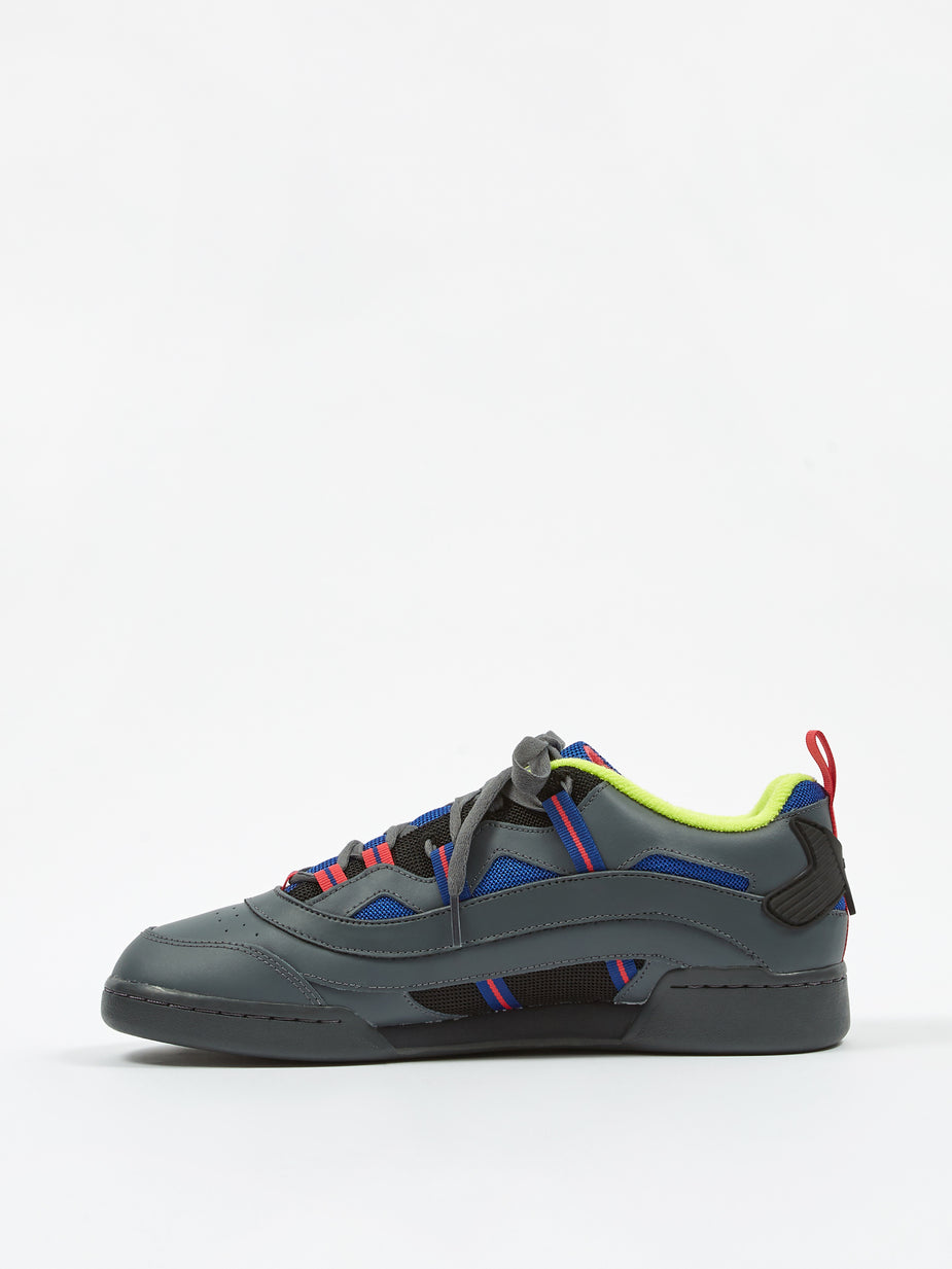 Reebok Reebok Workout Plus RC 1.0 - True Grey/Black/Hype Pink - Pink