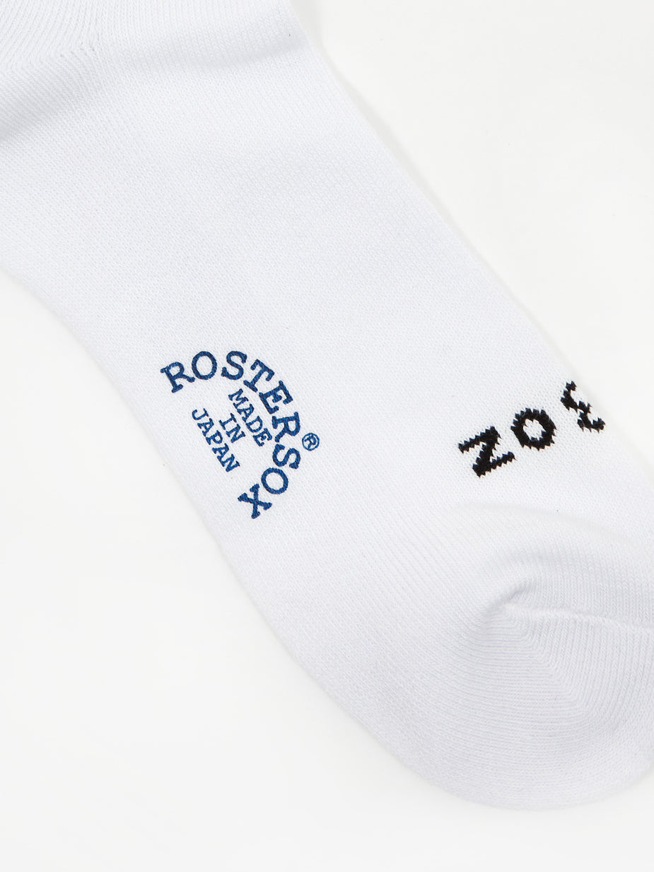 Rostersox Rostersox 8 Ball Sock - White - White