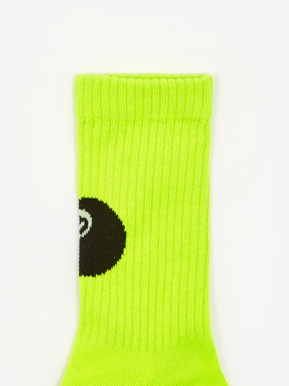 Rostersox Rostersox 8 Ball Sock - Yellow - Yellow