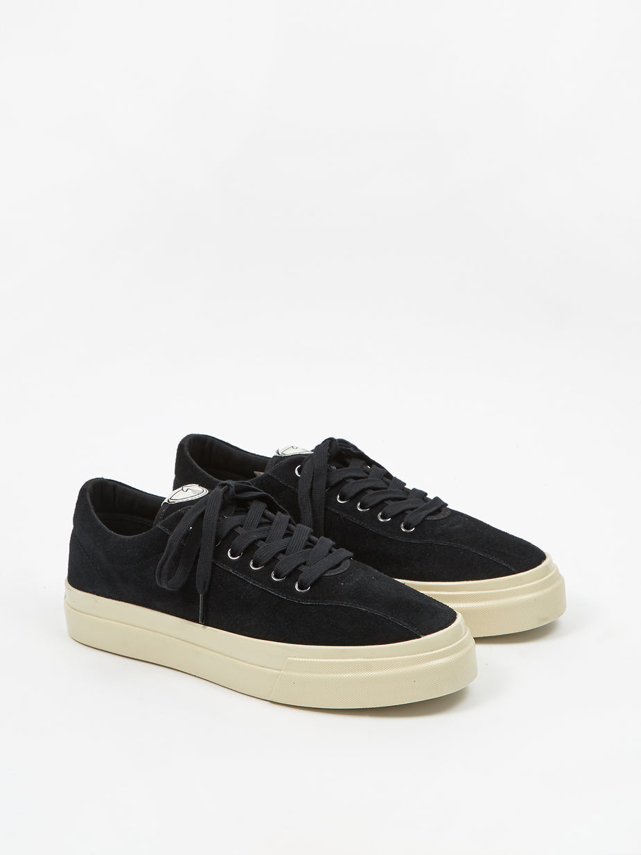 S.W.C Stepney Workers Club S.W.C Stepney Workers Club Dellow Suede - Black - Black