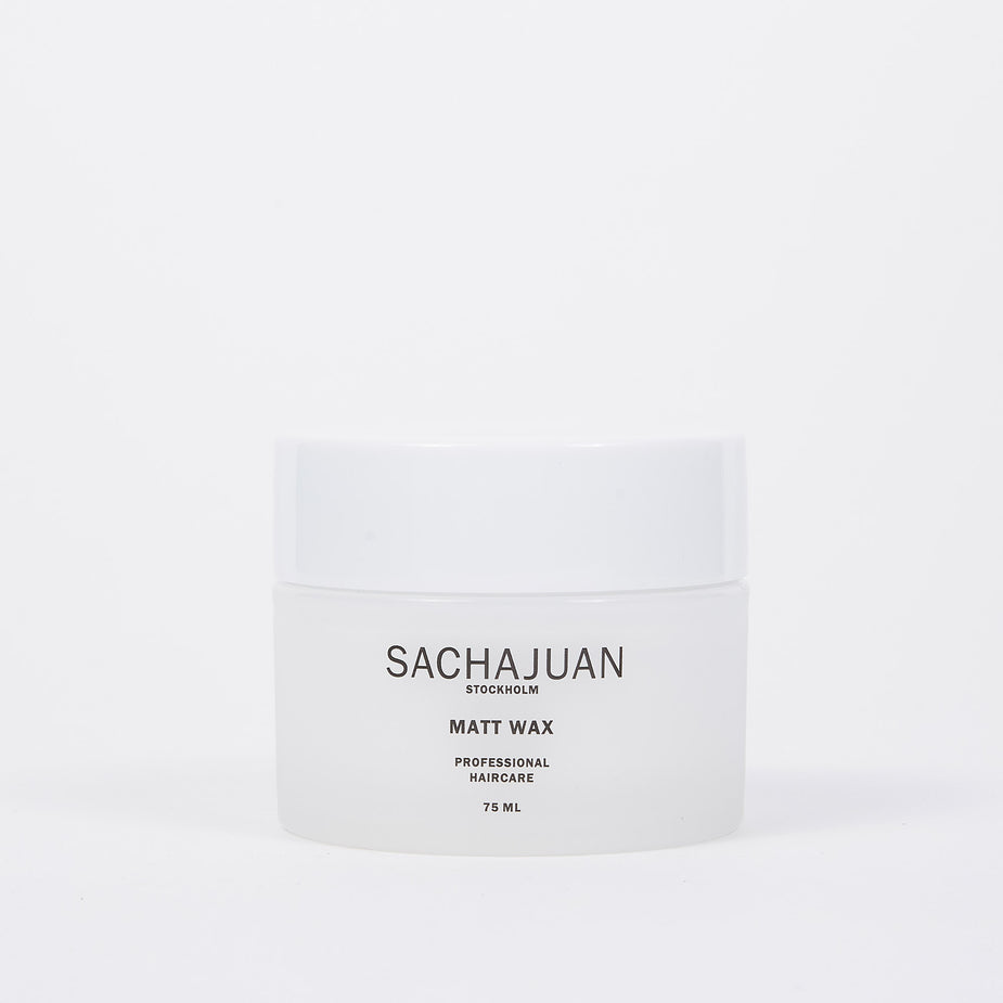 Sachajuan Sachajuan Matt Wax - 75ml - White