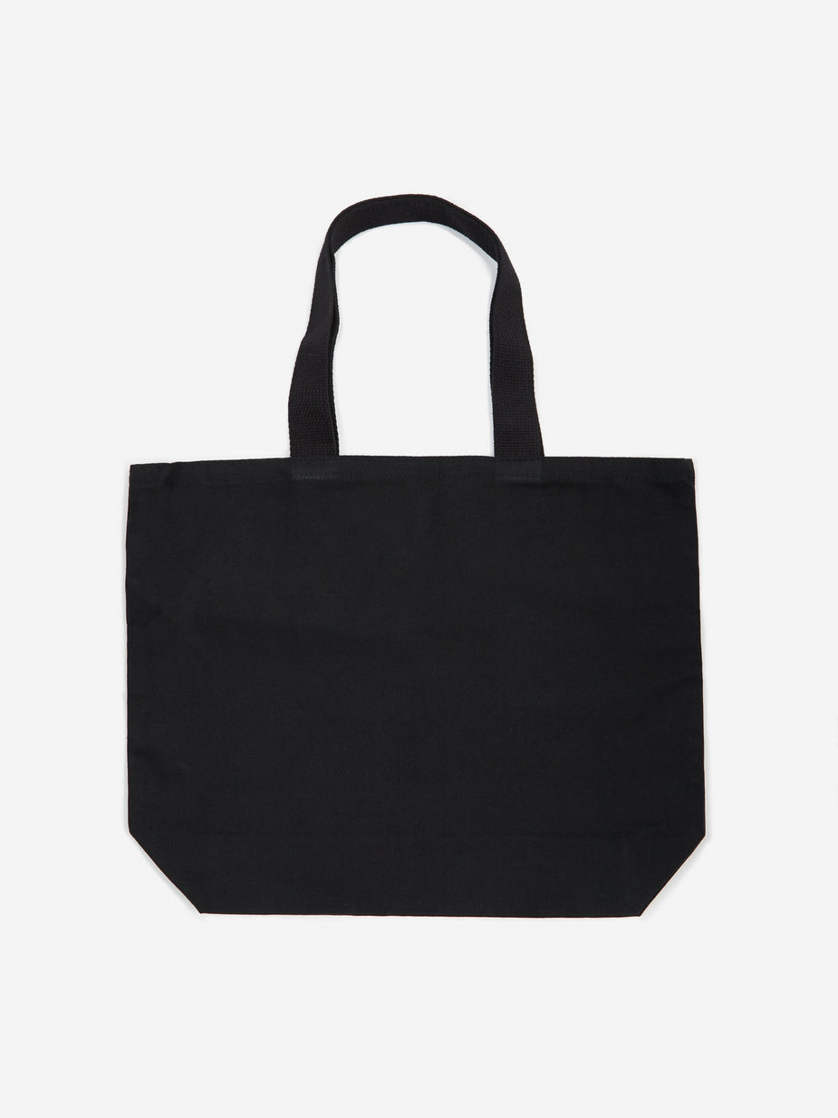 Silent Sound Silent Sound Tote Bag - Black/Red - Red