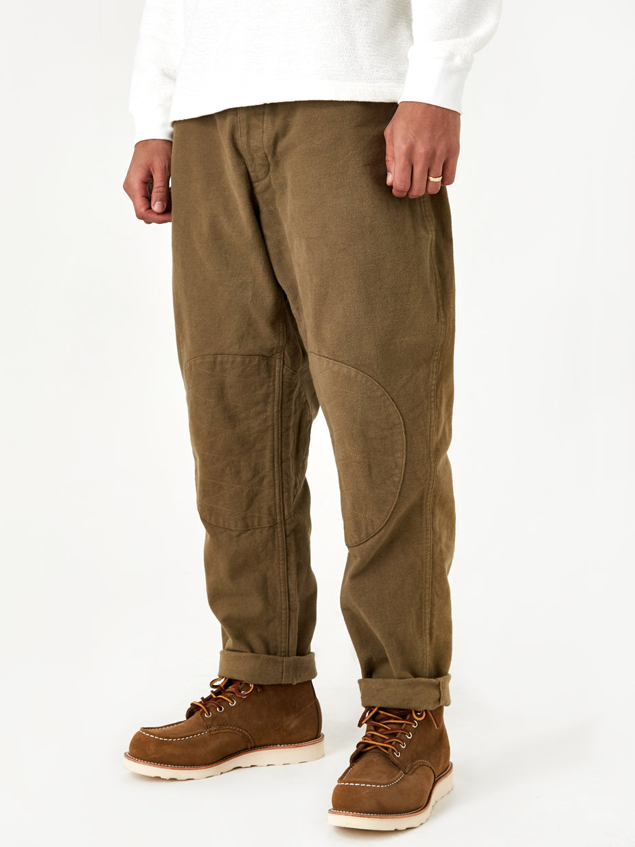 Snow Peak Snow Peak Army Cloth Pant - Khaki - Neutrals