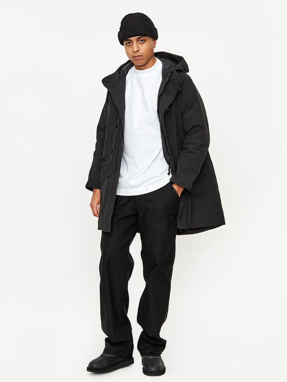 Snow Peak Snow Peak TAKIBI Down Coat - Black - Black