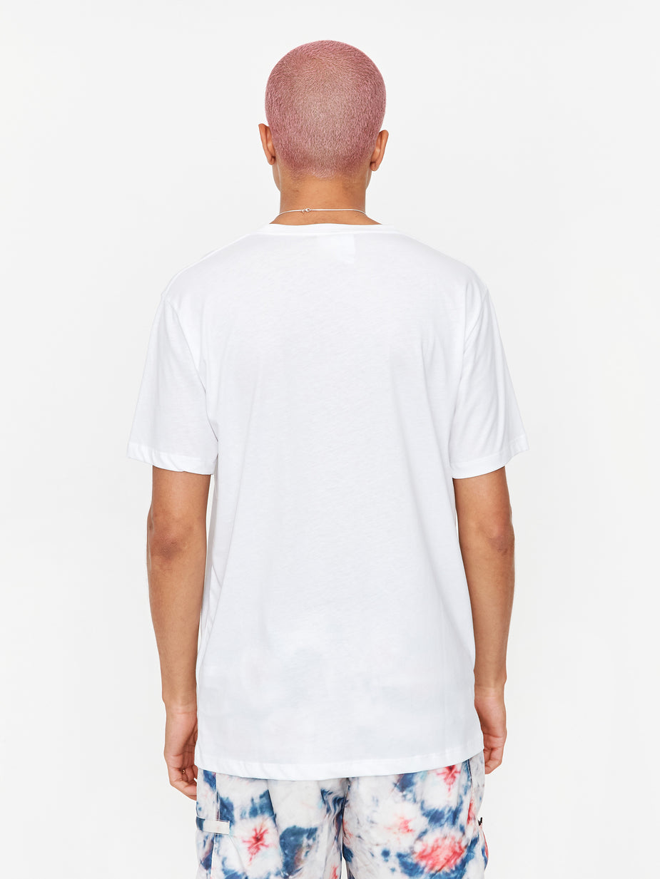 Soulland Soulland x André Saraiva André T-Shirt - White - White