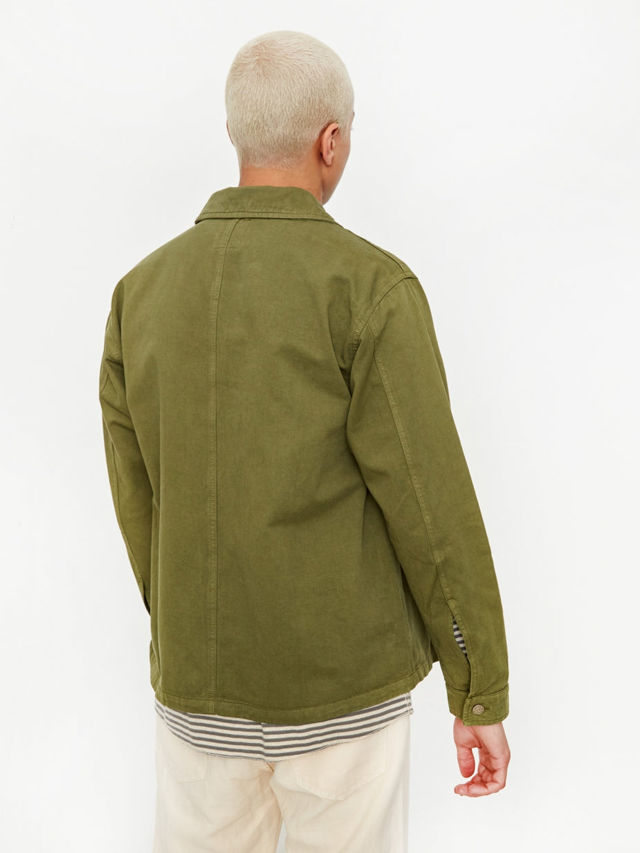 Stan Ray Stan Ray Box Jacket - Olive Overdye - Green