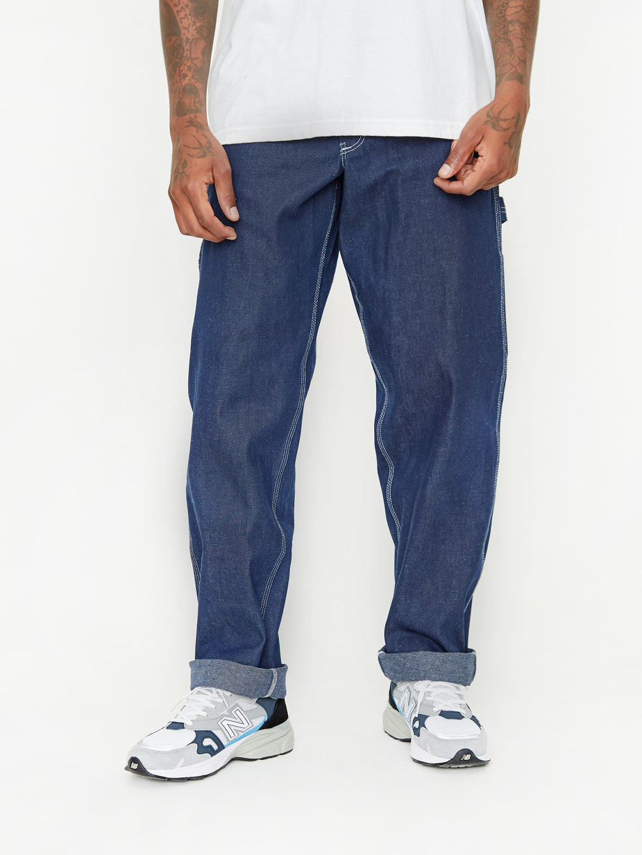 Stan Ray Stan Ray OG Painter Pant - Washed Denim - Blue
