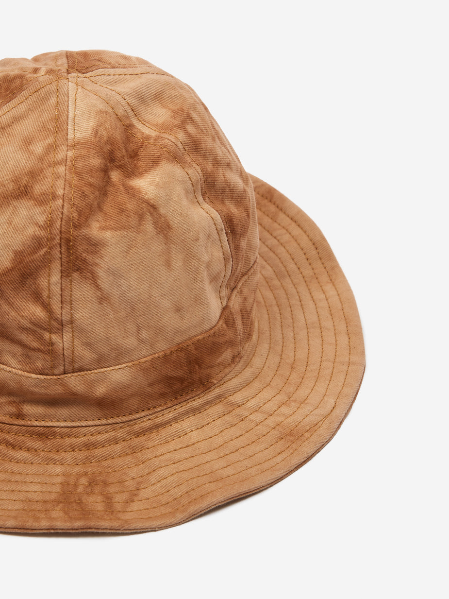 STORY mfg. STORY mfg. Lazy Dae Hat - Bark Brush