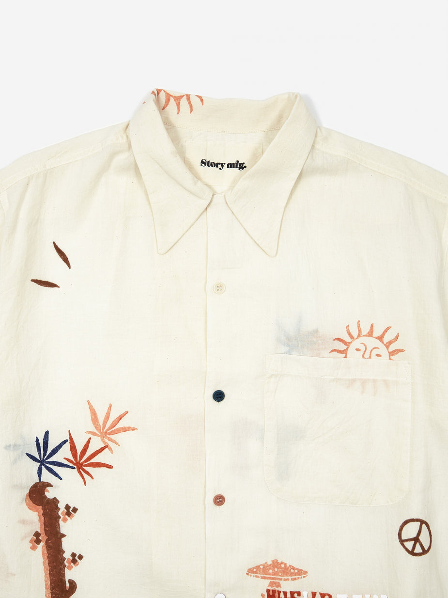 STORY mfg. STORY mfg. Shore Shirt - Second Trip - Other