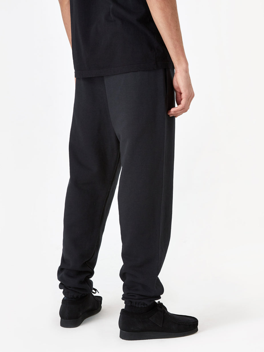 Stray Rats Stray Rats Caterpillar Puff Print Sweatpant - Black - Black