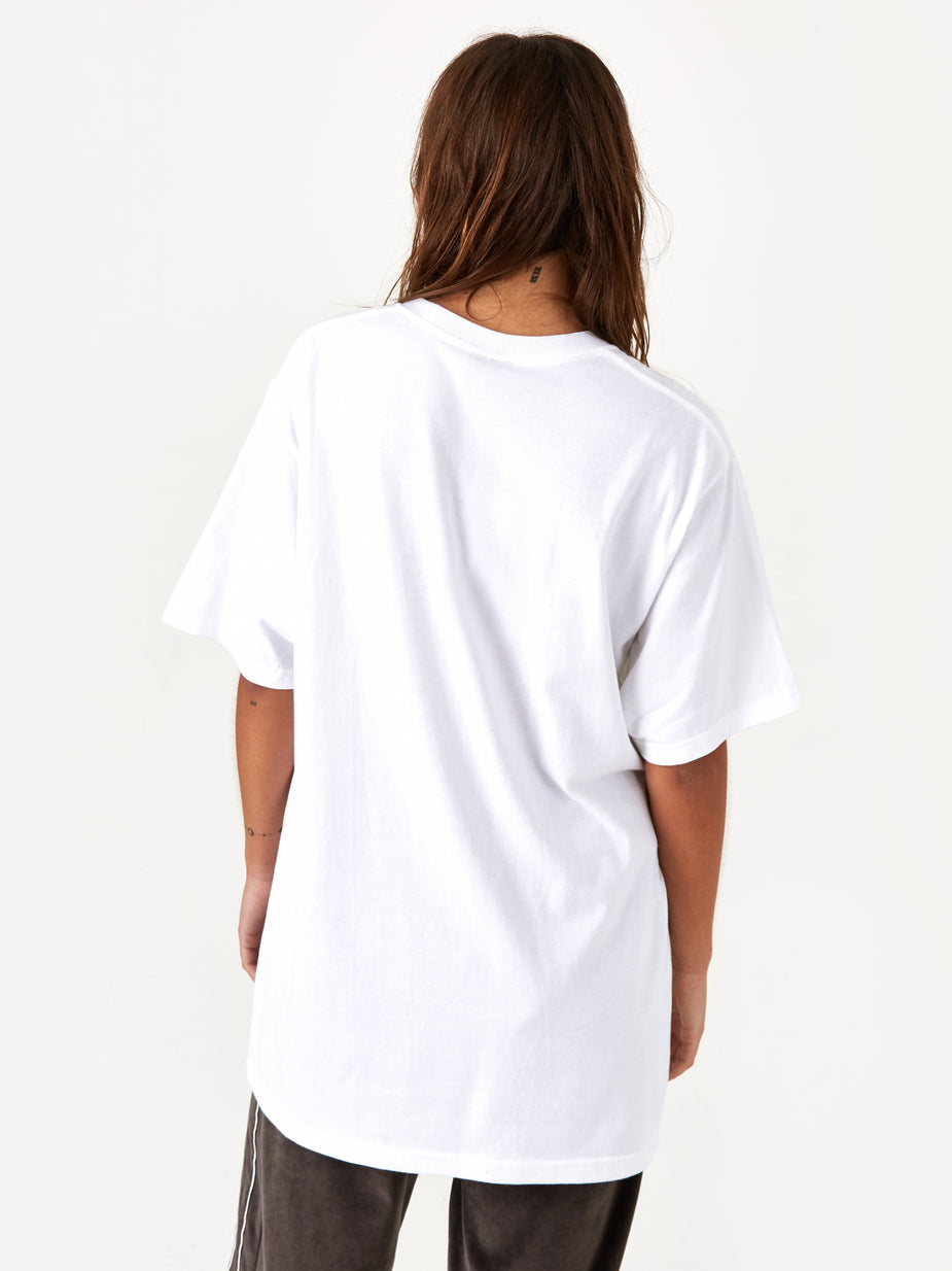 Stussy Stussy City Stack Shortsleeve T-Shirt - White - White