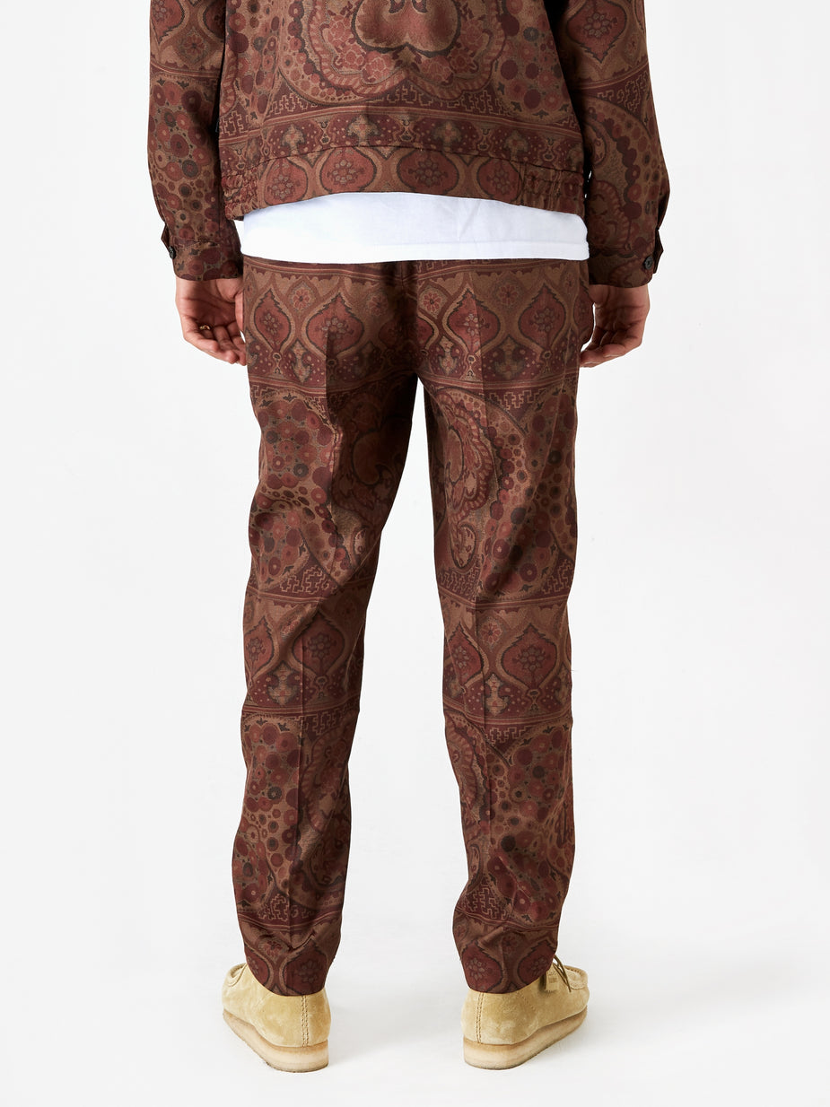 Stussy Stussy Paisley Bryan Pant - Paisley - Other