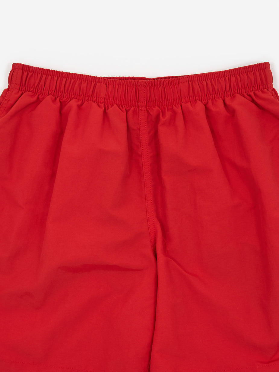 Stussy Stussy Stock Water Short - Red - Red