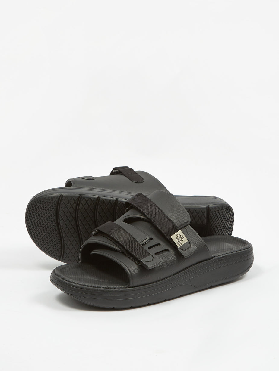 Suicoke Suicoke URICH - Black - Brown