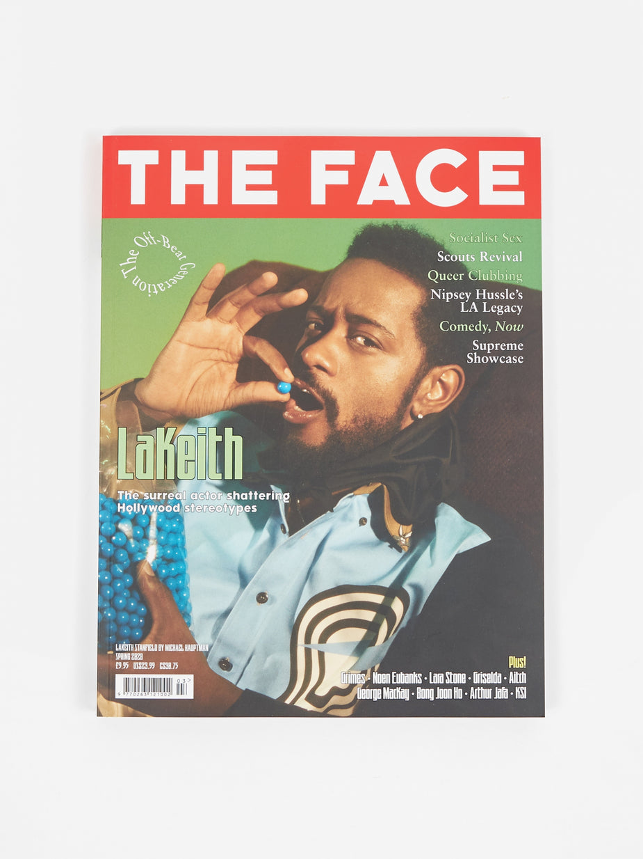 The Face The Face - Issue 3