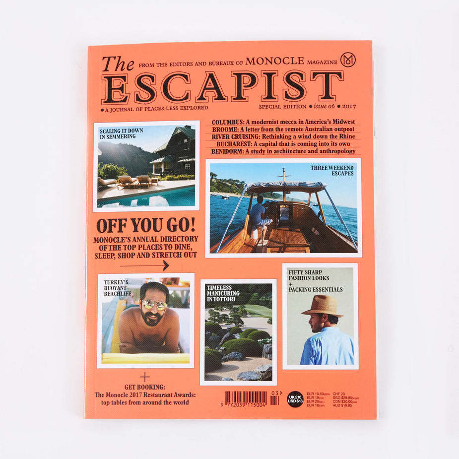 The Escapist The Escapist - Issue 06 2017