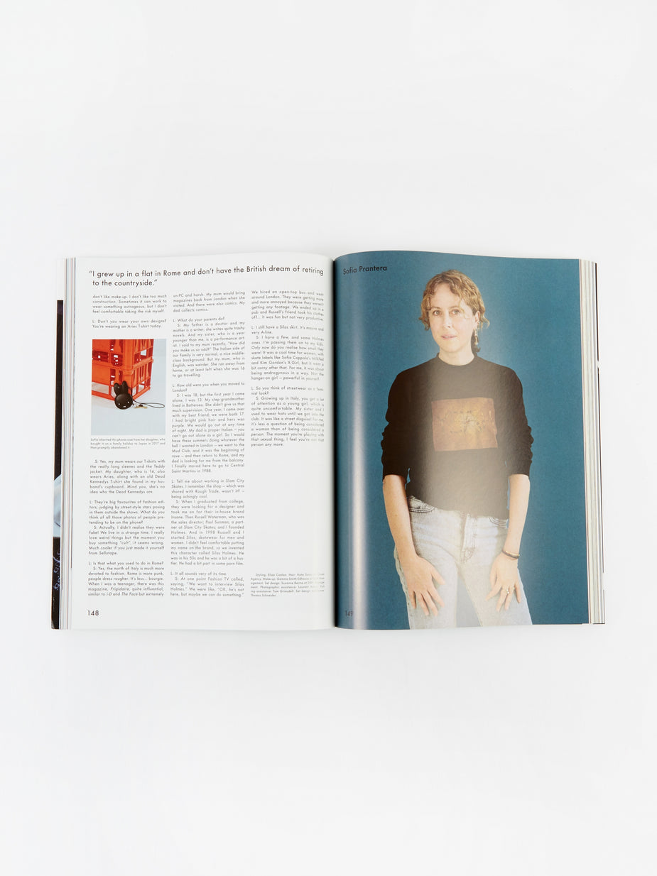 The Gentlewoman Magazine The Gentlewoman Magazine - Issue 18 - White