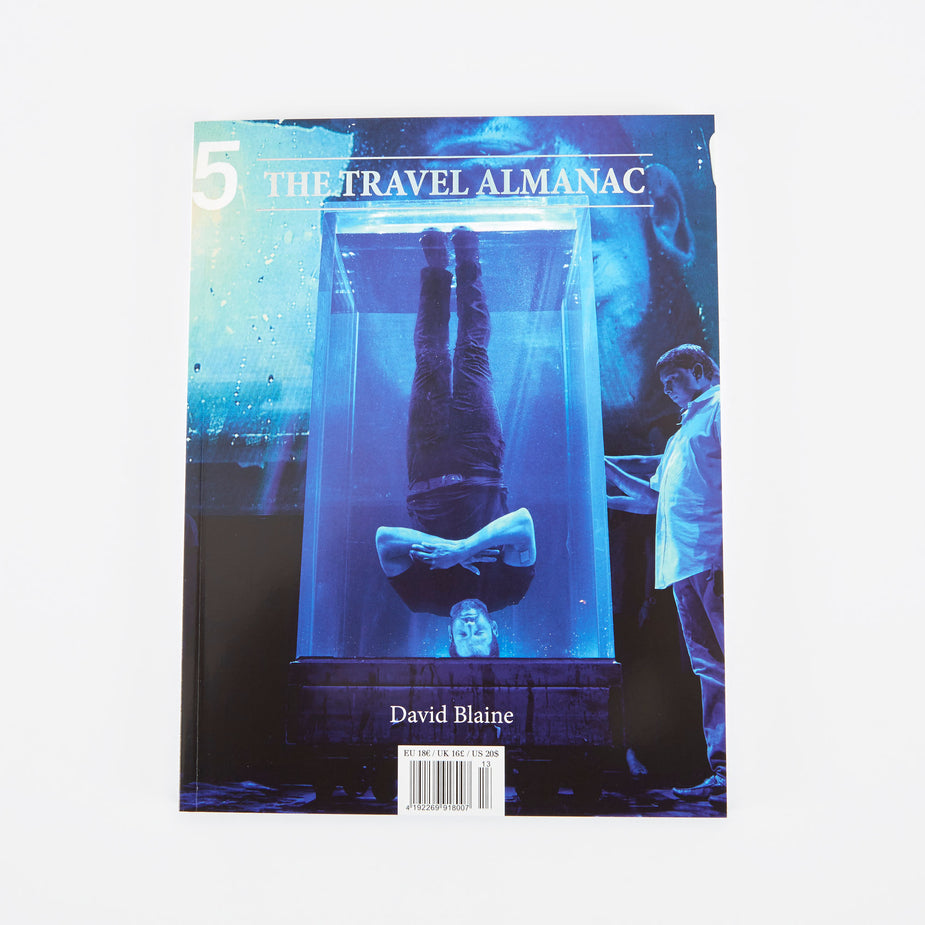 The Travel Almanac The Travel Almanac - Issue 13 - Blue