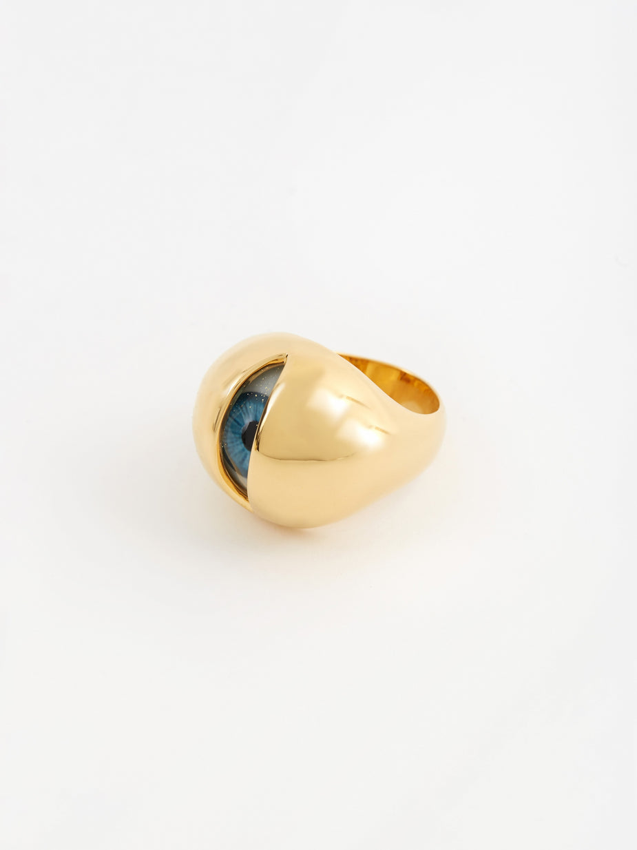 Undercover Undercover Eyeball Ring (UCX4R01-1) - Gold - Gold