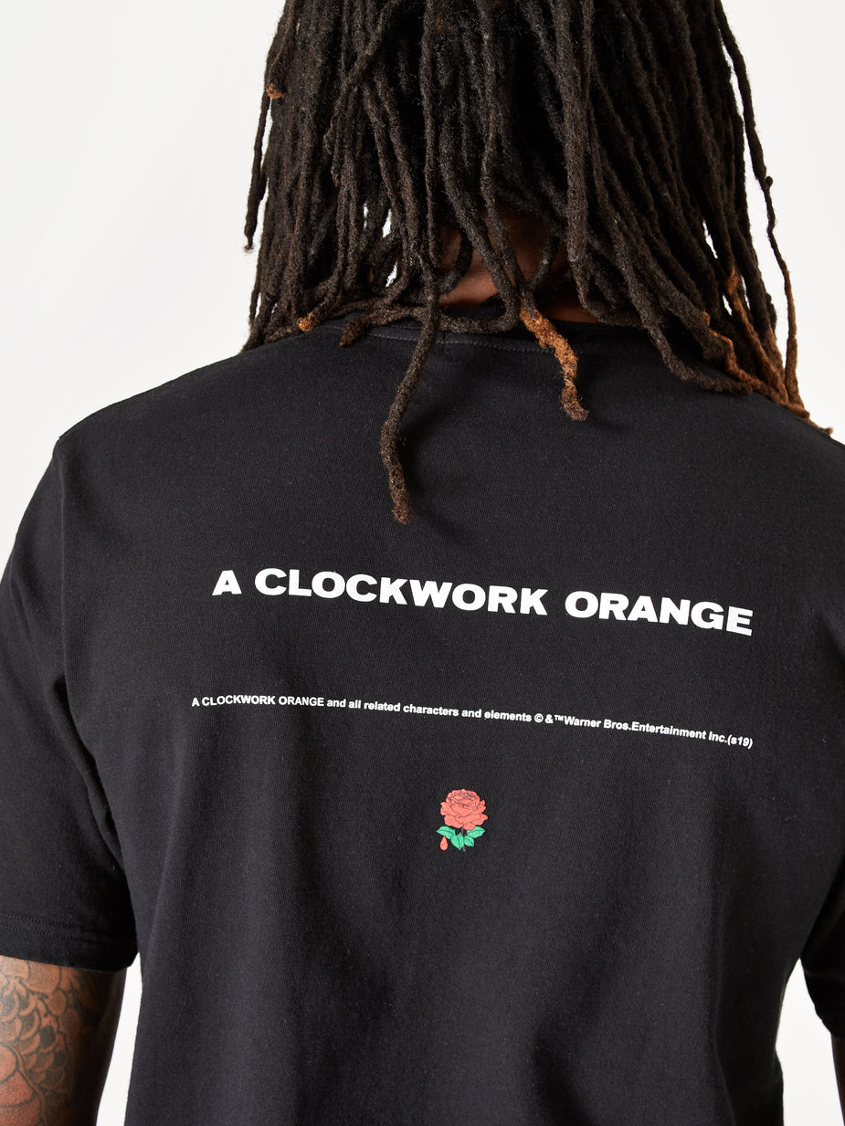Undercover Undercover x A Clockwork Orange Shortsleeve T-Shirt (UCX3809) - Black - Black