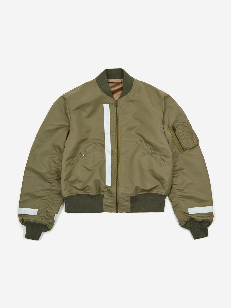 Unused Unused Bomber Jacket - Small/Medium