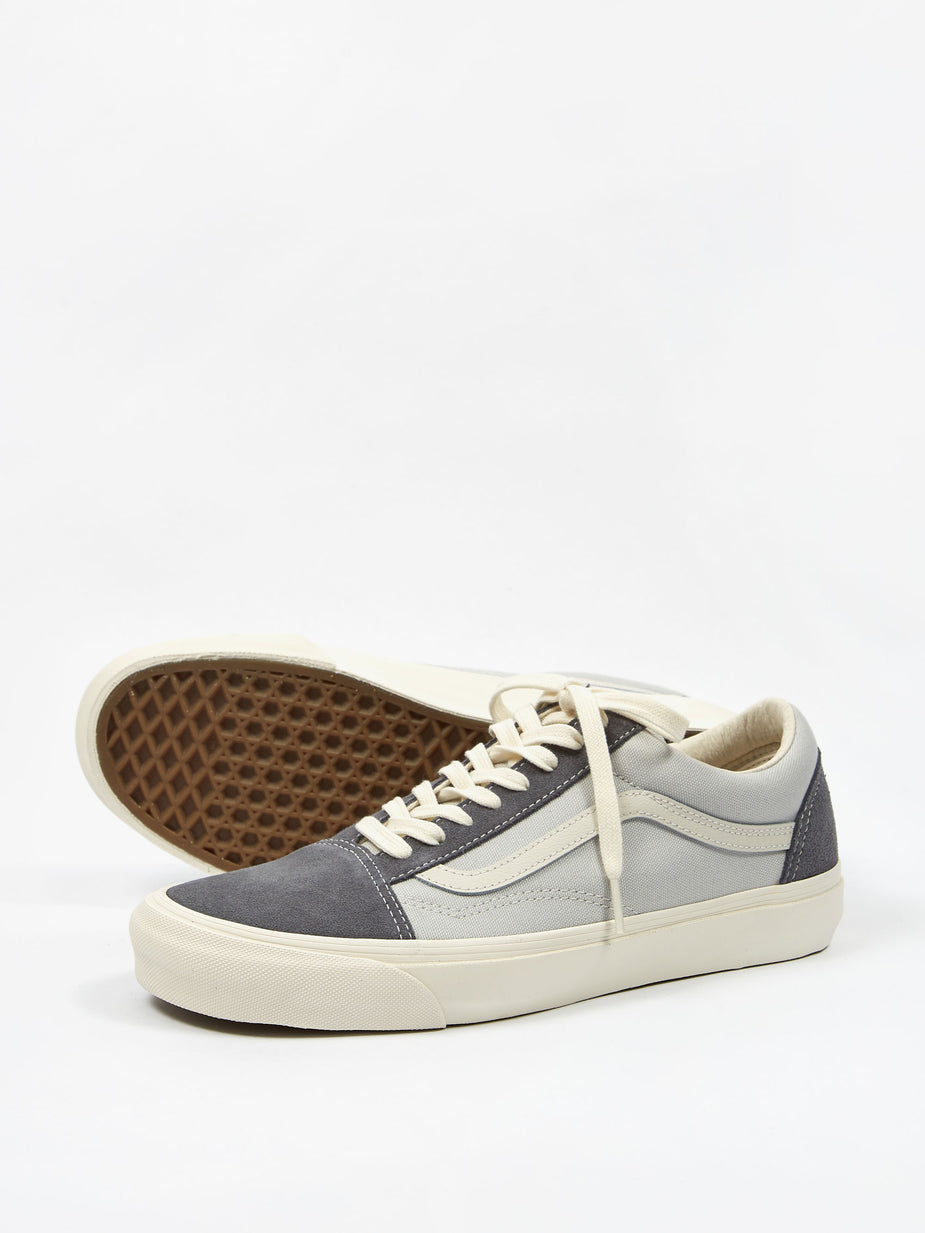 Vans Vans Vault OG Old Skool LX - Castle Rock/Pearl Grey - Grey