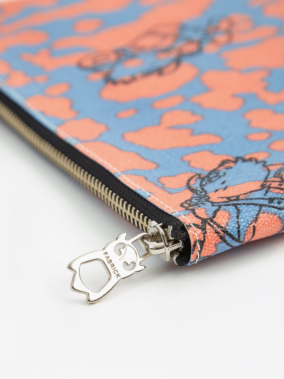 Wild Thing x Gasius x Fabrick Wild Things x Gasius x Fabrick Document Case - Multi - Multi