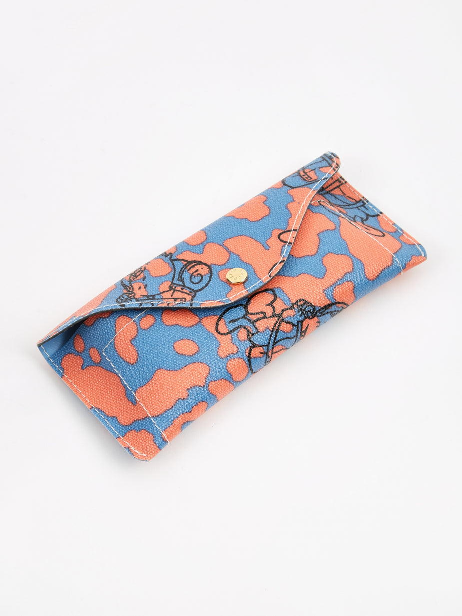 Wild Thing x Gasius x Fabrick Wild Things x Gasius x Fabrick Glasses Case - Multi - Multi