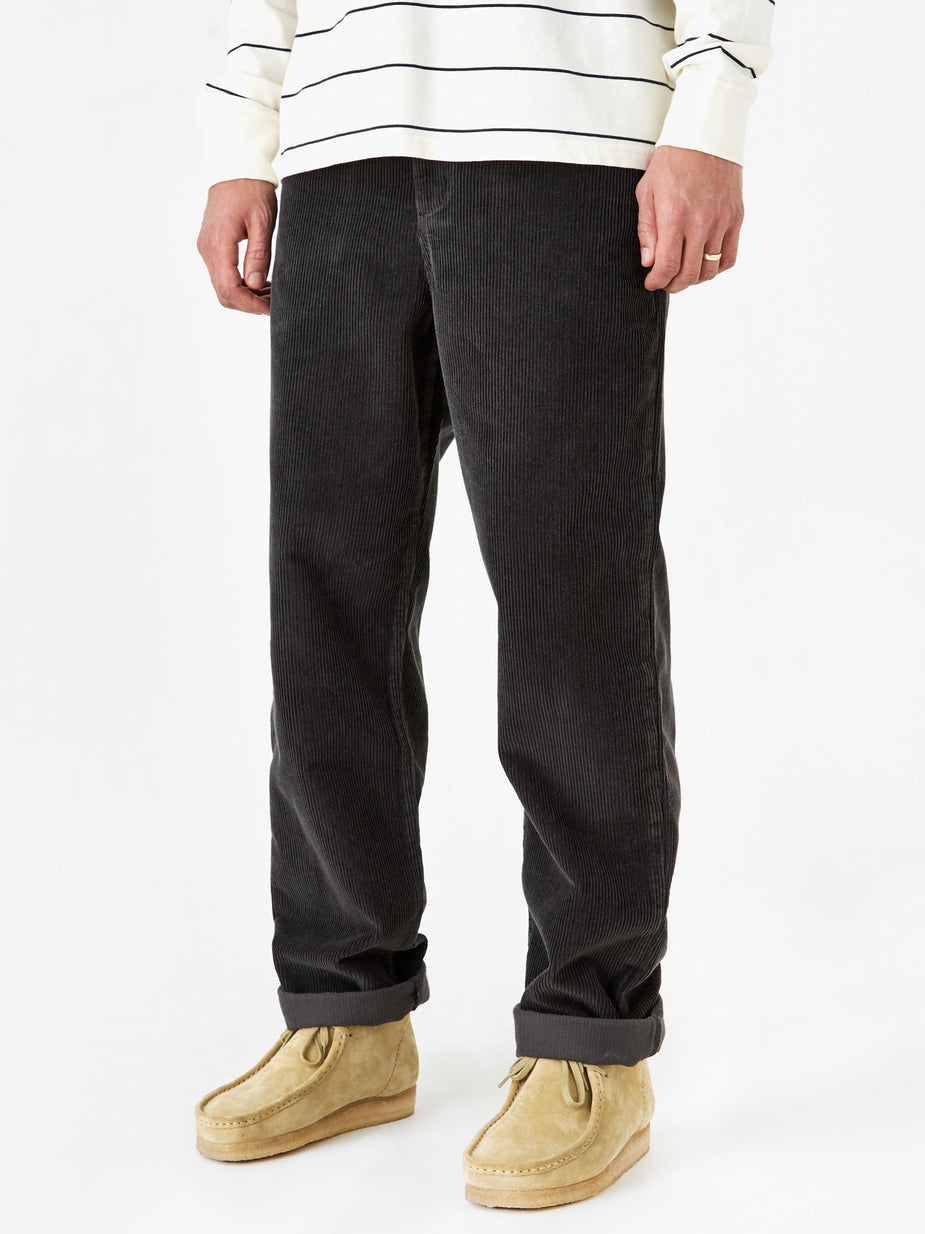 Wood Wood Wood Wood Harold Trouser - Dark Green - Green