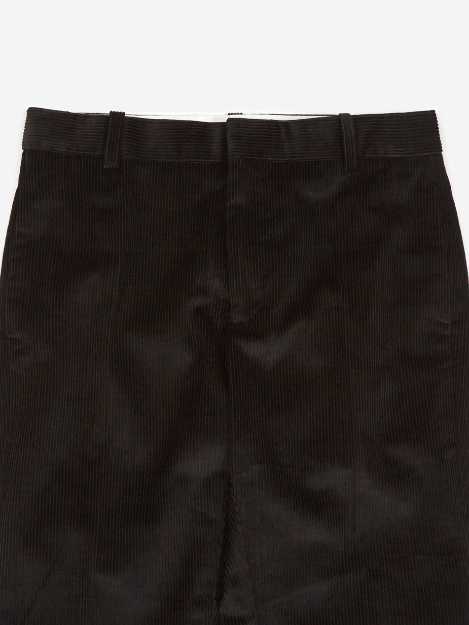 Wood Wood Wood Wood Temple Trouser - Black - Black