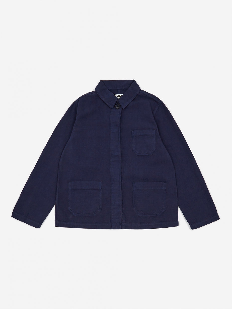 YMC YMC Alma Jacket - Navy - Blue